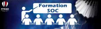 Formations SOC