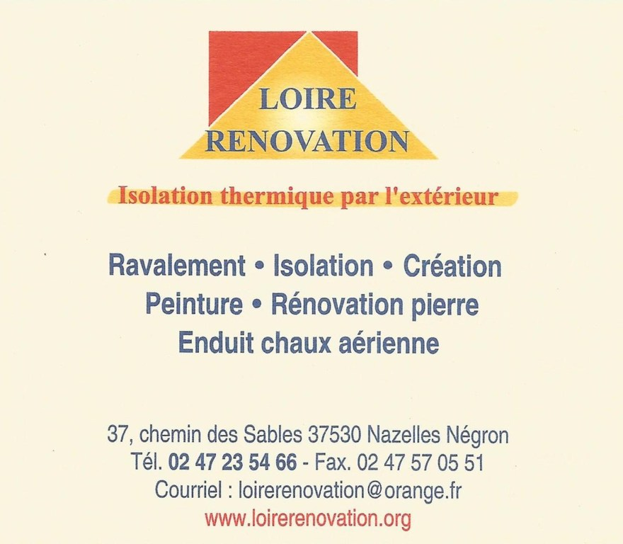 LOIRE RENOVATION